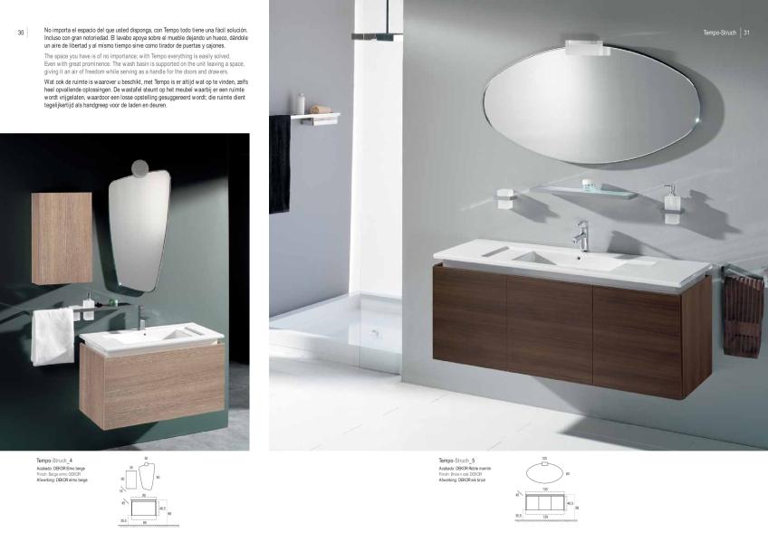 Struch catalogo mobiliario y lavabos17 am representaciones for Catalogo de muebles de cocina pdf
